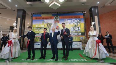 Photo of Посол Мозер открыл павильон США на выставке AgriTek