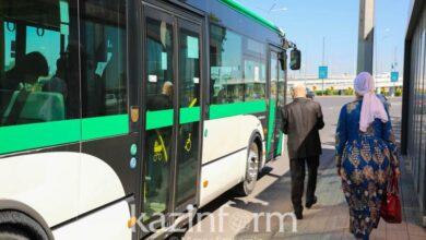 Photo of Облыстар арасындағы автобустар қатынасы 5 маусымға дейін жанданады