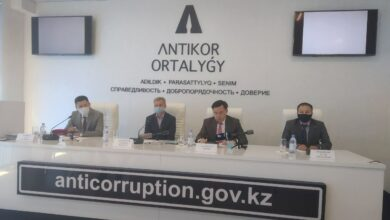 Photo of В Антикоррупционной службе Алматы презентовали два новых материала для госслужащих
