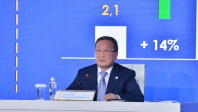 Photo of Ауыл шаруашылығы министрі халыққа есеп берді