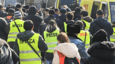 Photo of Аида Балаева: Журналистердің митингте жұмыс істеу қағидалары қағаз жүзінде қалмауы керек