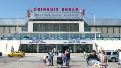 Photo of Моңғолия үкіметі «Шыңғысхан» халықаралық әуежайының атауын өзгертті