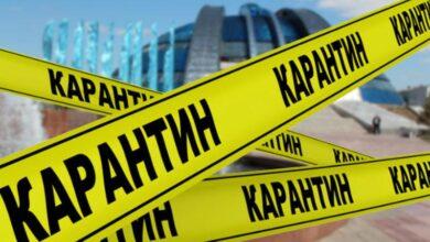 Photo of Режим карантина продлевается в Алматинской области