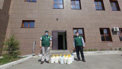Photo of Науқастарға күніне 100 литр қымыз жеткізіп беруде