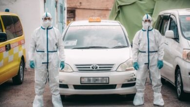 Photo of Елімізде алғаш рет Атырауда корона-такси жұмыс істей бастады