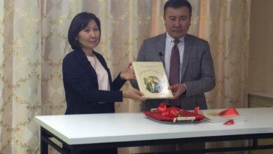 Photo of Абайдың 175 жылдығына арналған кітаптың тұсаукесері өтті
