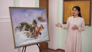 Photo of «Сурет әлеміндегі Абай бейнесі» атты көрме өтті