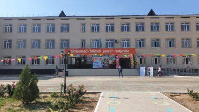 Photo of 51 954 детей приняли новом учебном году в первые классы в Туркестанской области