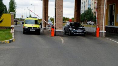 Photo of «Умные» шлагбаумы появятся до конца года в 30% столичных ЖК