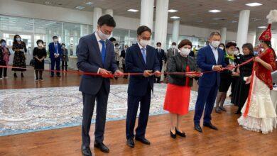 Photo of В Национальной библиотеке в Алматы открыт книжный уголок «Окно в Корею – Window on Korea»