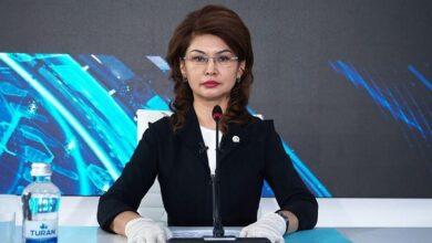 Photo of Аида Балаева журналистерге алғыс айтты