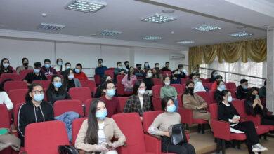 Photo of Сертификаты волонтеров-медиков вручили молодым добровольцам, прошедшим специальные курсы