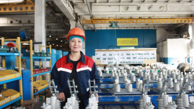 Photo of Робота-сварщика запустили на Кентауском трансформаторном заводе