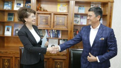 Photo of МИОР РК и Казахстанский Медиа Альянс определили основные направления взаимного сотрудничества