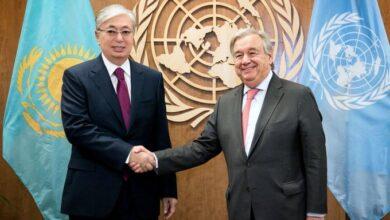 Photo of Казахстан остается верным принципам Устава ООН
