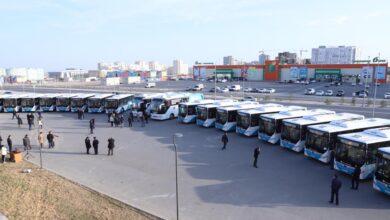 Photo of Маңғыстау облысы 18 автобус және 2 медициналық жылжымалы кешенмен толықты