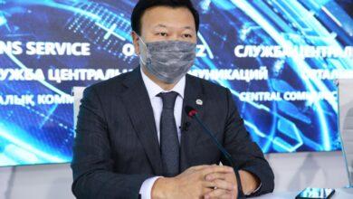 Photo of Алексей Цой призвал казахстанцев соблюдать санэпидрежим в период праздников
