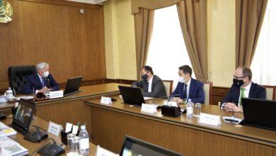 Photo of Сапарбаев пен Нидерланды елшісі зауыт құрылысына қатысты мәселені талқылады