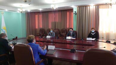 Photo of Министр здравоохранения встретился с представителями Странового офис ВОЗ в Казахстане