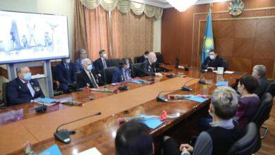 Photo of В Караганде чествовали энергетиков