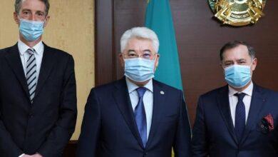 Photo of ҚР ИИДМ басшысы Францияның Еуропа және сыртқы істер министрінің арнайы өкілімен кездесті