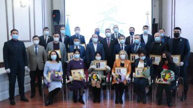 Photo of Активистам вручили благодарственные письма от Елбасы