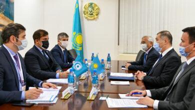 Photo of Шахрат Нұрышев Парламенттік сайлаудағы Түркі кеңесінің байқаушыларымен кездесті
