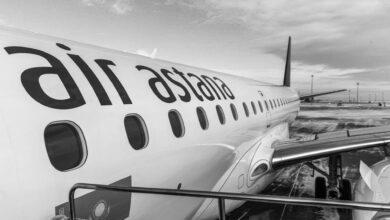 Photo of Бейбіт Атамқұлов AirAstana авиакомпаниясының президентімен кездесті