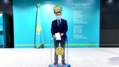 Photo of ҚР Премьер-Министрі Мәжіліс депутаттарының сайлауында ҚХА атынан дауыс берді