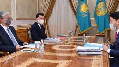Photo of Қасым-Жомарт Тоқаев Ұлттық қоғамдық сенім кеңесінің мүшелерімен кездесу өткізді