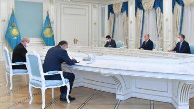 Photo of Мемлекет басшысы Өзбекстанның Сыртқы істер министрін қабылдады