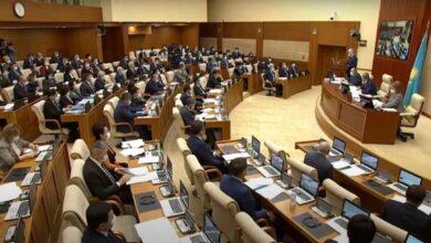 Photo of В Мажилисе представлен законопроект о ратификации соглашения об обращении драгоценностей в ЕАЭС
