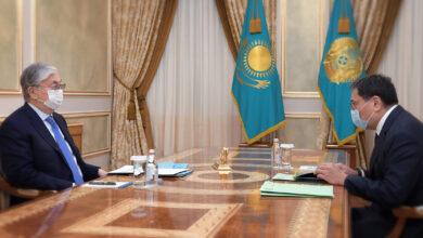 Photo of Президент принял председателя Национального банка