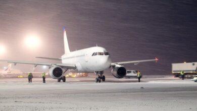 Photo of Ауа райына байланысты 16 рейс кейінге қалды