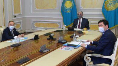 Photo of Мы обязаны вернуть Алматы репутацию «зеленого» города – Президент