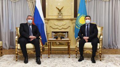 Photo of Премьер-Министр «Роскосмос» басшысымен кездесу өткізді