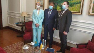 Photo of Назначен новый Почетный консул Казахстана в Украине