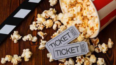 Photo of Билеты в кино подорожали на 16% за год