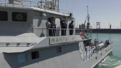 Photo of Совместное учение военных моряков Казахстана и России проходит на Каспии