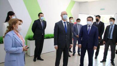 Photo of В Караганде запустили два новых производства