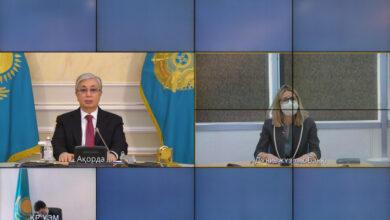 Photo of Президент Дүниежүзілік банктің вице-президентімен сөйлесті