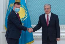 Photo of Президент принял министра внешней торговли и содействия международному развитию Финляндии