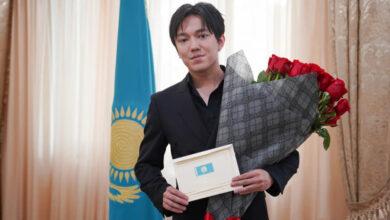 Photo of Мемлекет басшысы Димаш Құдайбергенді туған күнімен құттықтады