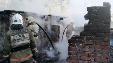 Photo of Пожар в ВКО: уточнена площадь пожара – 283 гектаров