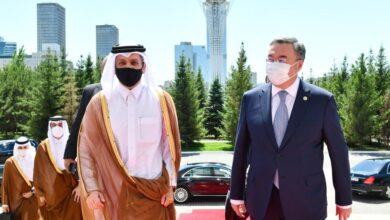 Photo of Глава МИД Катара прибыл с официальным визитом в Казахстан
