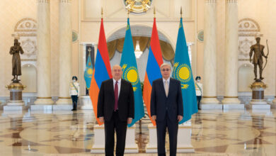 Photo of Глава государства встретился с Президентом Армении Арменом Саркисяном