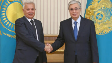 Photo of Президента проинформировали о деятельности российской нефтяной компании в Казахстане
