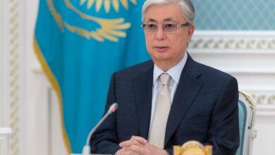Photo of Президент Казахстана провел переговоры с Генсеком ООН