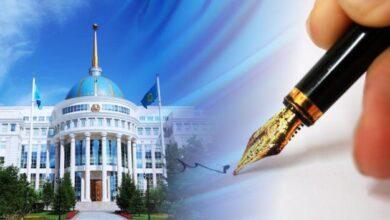 Photo of Президент подписал поправки в законодательство по вопросам адвокатской деятельности