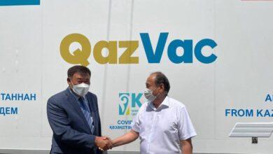 Photo of Қырғызстанға «QazVac» қазақстандық вакцинасының 25 000 дозасы жеткізілді